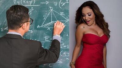 El día en que La Bronca se enamoró de su profesor de matemáticas