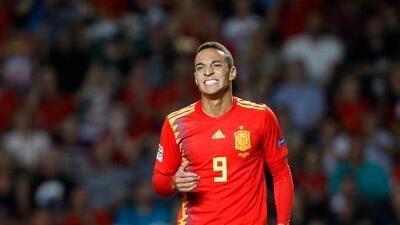 Rodrigo, el goleador emergente