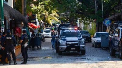 México: al menos cinco muertos en un tiroteo en un festival de música en Playa del Carmen