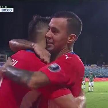 Con estos goles, Paraguay logró voltereta épica de 3-1 ante Bolivia