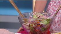 Un chef te enseña lo que debes ponerle a una ensalada y lo que debes evitar para tener un plato saludable y delicioso
