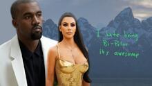Kanye West defiende a Tristan Thompson y delata a Kim Kardashian en su nuevo disco 😮
