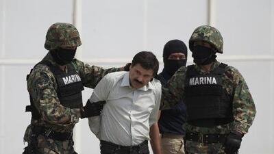 Enrique Peña Nieto confirma por Twitter captura de El Chapo Guzmán