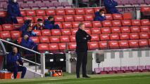 Ronald Koeman se inclina por el Real Madrid en el Derbi de Madrid