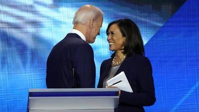 En un minuto: El tercer debate demócrata da impulso a los precandidatos más moderados