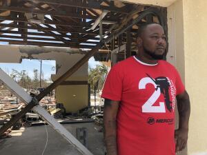 Fotos: Así está Freeport, Bahamas: entre la devastación, el éxodo de los sobrevivientes sin hogar y la solidaridad