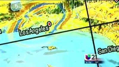 Peligros y posibilidades de gran terremoto en California