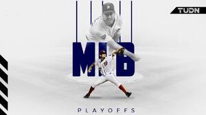 Este viernes se calentaron los playoffs en la MLB