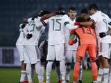 México regresa al top ten del ranking de la FIFA después de nueve años