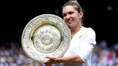 Simona Halep arrolla a Serena Williams y consigue su primer título en Wimbledon