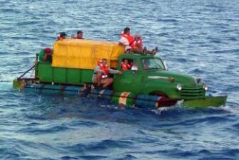 En fotos: 10 momentos clave de la emigración cubana a EEUU