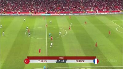 Highlights: France at Turkey on June 8, 2019