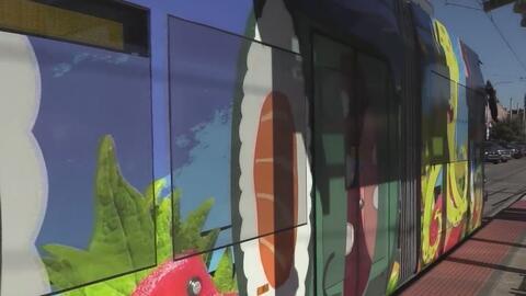 El tranvía de Tucson extiende su horario los fines de semana por los estudiantes de la universidad