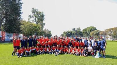 Chivas celebró un partido mixto por el Día Internacional de la Mujer