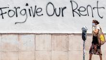 """""""Pagaremos toda la renta vencida"""": Newsom anuncia plan de ayuda de pago de rentas nunca visto en California"""