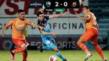Resumen | ¡2-0! Tampico Madero le echó sal a la herida de Alebrijes