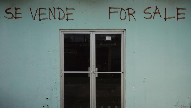 587c5f0f5 Temen aumento de desahucios en Puerto Rico al expirar las moratorias  hipotecarias concedidas tras el huracán María
