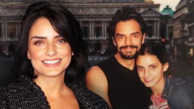 """""""No puedes ser actriz porque ya estás tarde"""": Aislinn Derbez recordó lo que le dijo su papá cuando quiso actuar"""