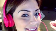 EN FOTOS: Los primeros días de Evelyn Sicairos en la radio