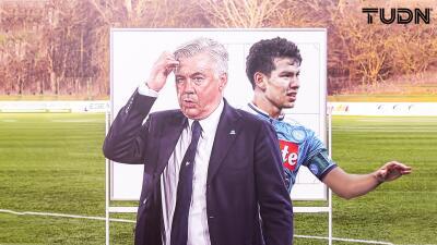 ¿Cómo jugará el Napoli con Hirving Lozano?