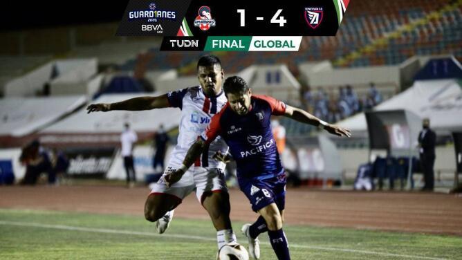 Tepatitlán sella su clasificación con goleada 1-4 ante Cimarrones