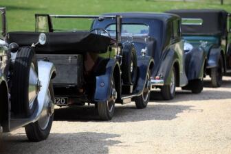 Reunión anual del Rolls-Royce20-Ghost Club