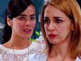 El Color de la Pasión - Rebeca le aseguró a Lucía que Marcelo trató de seducirla - Escena del día