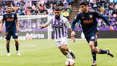 ¡Amaño en su esplendor! Valladolid contra Valencia tuvo 7 jugadores comprados