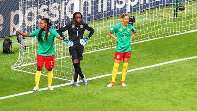 Inglaterra sonríe: Camerún, investigadas por anti-fair play en Mundial Femenino