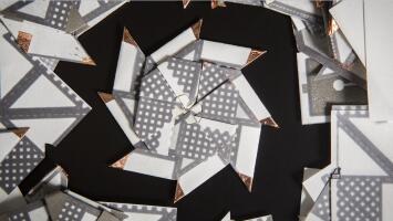 Una estrella ninja de origami: ¿la batería del futuro?