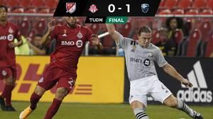 """¡Cayó el invencible! Toronto FC desperdició un """"penalti de laboratorio"""" y dejó ir un récord histórico"""