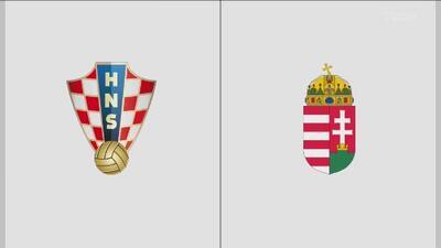 Croacia 3-0 Hungría – Goles y Resumen – Grupo E - Clasificatorio a la Eurocopa