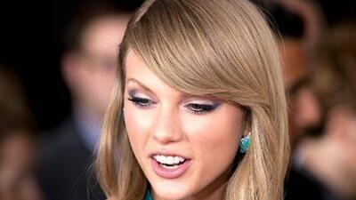 Taylor Swift le deja muy claro a Kim Kardashian y a Kanye West que no vino a jugar