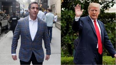 Informe financiero de Trump revela el reembolso a su abogado por el pago a Stormy Daniels