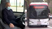 Este autobús autónomo y cero emisiones ya es una realidad