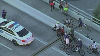 Lo que comenzó como un altercado terminó a tiro limpio y con un muerto en una autopista de Miami
