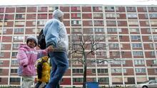 Escapar de la pobreza requiere de casi 20 años en los que casi nada salga mal