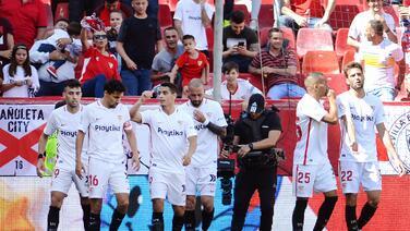 DT del Sevilla lamenta no haber podido clasificar a Champions League