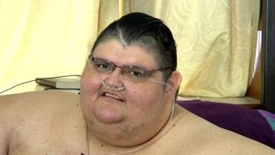 Conoce la historia de Juan Pedro Franco, el hombre más obeso del mundo