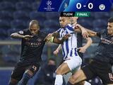 Porto firma empate ante Manchester City y amarra Octavos de Final