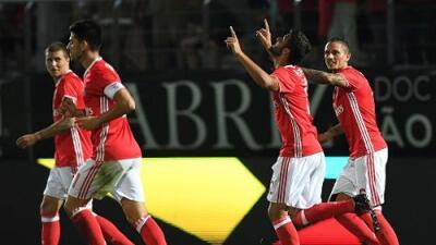 Benfica y Sporting de Lisboa ganaron en el inicio de la Liga Primeria
