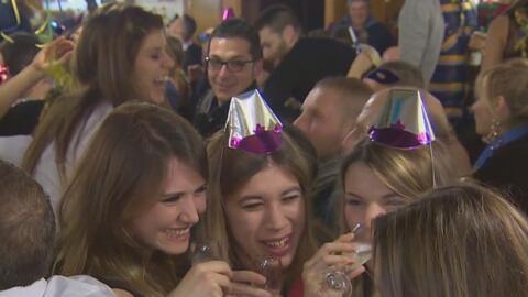 Lanzan campaña para que las personas que van a festeja en Año Nuevo no manejen