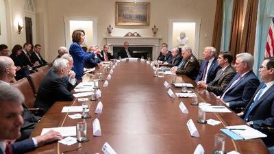 Nancy Pelosi usa como foto de perfil la imagen con la que Trump se burló de ella en Twitter