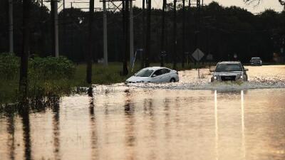 """El temor por """"catastróficas inundaciones"""" hace que Florence sea llamado el 'Harvey de la Costa Este'"""