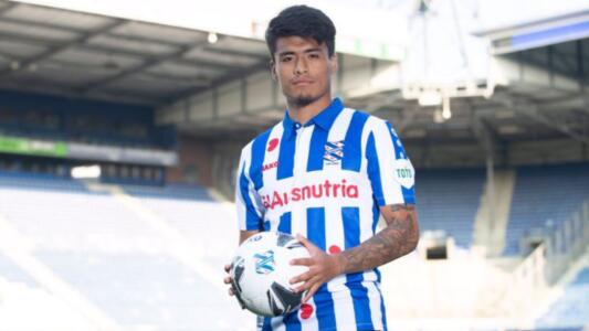 Ulyseez Llanez jugará en el Heerenveen de Holanda