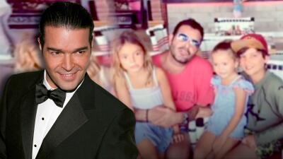 Tras las diferencias con su ex, Pablo Montero logra que sus hijas conozcan a su medio hermano