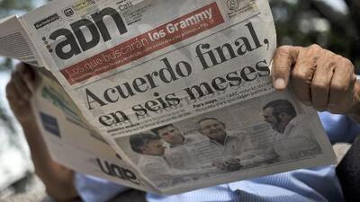 Tratado de paz entre Colombia y Las Farc abre heridas en los colombianos