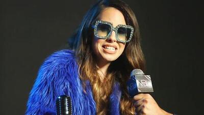 Massiel Mantilla enamoró a los jueces con su divertida interpretación de una cantante española