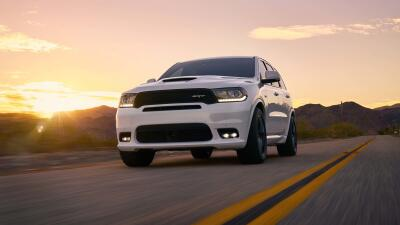 Imágenes del Dodge Durango SRT 2018