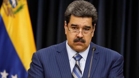 Varios senadores de EEUU piden a Trump que declare ilegítimo el gobierno de Nicolás Maduro